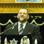 Rabbi Dovid Orlofsky speaks at Anshe Emes - 17 Jan 2009
