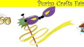 Purim Annual Craft Event!