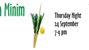 Arba Minim Sale – Tuesday September 14