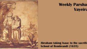Weekly Parsha: Vayeira