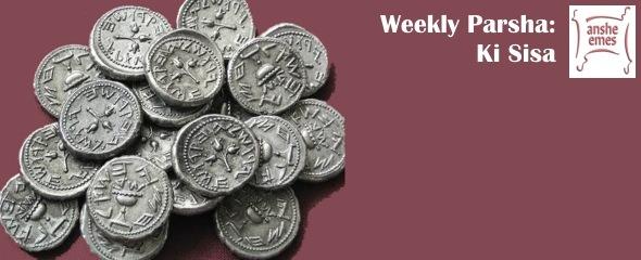Weekly Parsha: Ki Sisa