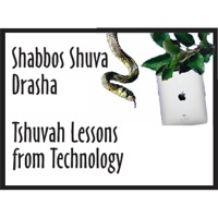 Shabbos Shuva Drasha - Tshuvah Lessons from Technology - Watch YouTube