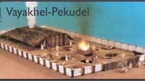 Weekly Parsha: Vayakhel-Pekudei