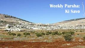 Weekly Parsha: Ki Savo