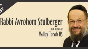 Rabbi Avrohom Stulberger – Shabbos Bo – 16 Jan 2016